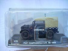 FIAT CAMPAGNOLA A.R.59 1959 SERIE CARABINIERI