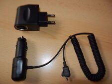 Sony ERICSSON CAVO DI RICARICA AUTO cla61 cst-61 Cavo Adattatore Alimentatore Caricabatteria Phone
