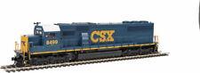 WALTHERS 910-20353  HO CSX SD50 DC, ESU DCC and SOUND  ROAD NO.8499