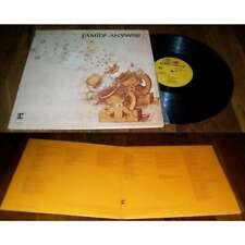 FAMILY - Anyway LP ORG French Press Reprise Psych Blues Rock 70'
