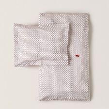 Cot/baby/Toddler Doona/Duvet Set 100% Cotton Cupola Design Rust Garbo & Friends