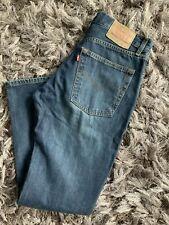 Mens LEVI STRAUSS 535.  04.  W32 L 30 Blue Denim Levi's Jeans