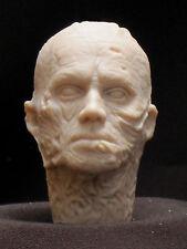 """CUSTOM ANAKIN SKYWALKER HEAD SCULPT DARTH VADER STAR WARS 1/6 scale 12"""" V-1"""