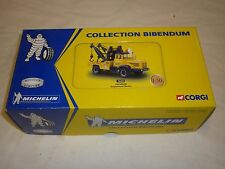 A Corgi  70403 Michelin collection Bibendem Berliet wrecker. boxed