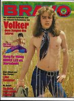 BRAVO Nr.30 vom 17.7.1975 George Baker Selection, Romy Schneider, Fox, Smokie...