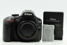 Nikon D3400 24.2MP Digital SLR Camera Body #436