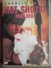 Hot Shots Part Deux (DVD) Charlie Sheen