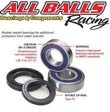 Yamaha WR450F Rear Wheel Bearings & Seals Kit, By AllBalls Racing