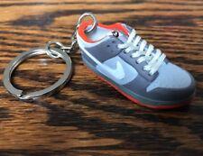 Nike Dunk SB Low NY Pigeon Keychain WITH LACES London Purple Taxi Paris Hemp Huf