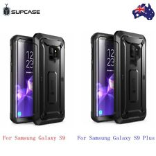 SUPCASE Samsung Galaxy S9 Plus Rugged Holster Case Cover With Screen Protector