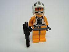 Lego Figur Star Wars Zev Seneca + Waffe  sw260 8083 8089