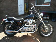 Harley Davidson Sportster 1200 Custom,  Nice Looking Bike