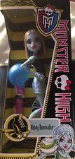 Monster High Abby Bominable Patinadora