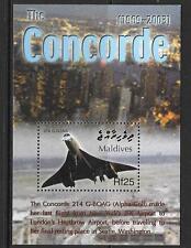MALDIVE ISLANDS SGMS3927b 2004 CONCORDE MNH