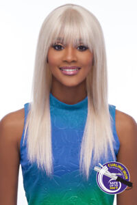GO110 - HARLEM 125 GOGO COLLECTION SYNTHETIC FULL WIG LONG STRAIGHT BANG
