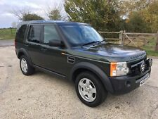 2006 Land Rover Discovery 3 4.4 V8