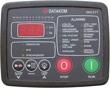 DATAKOM DKG-217 Painel de controle do gerador / painel de controle remoto com si
