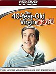 HD-DVD - The 40 Year Old Virgin - Unrated - Very Good