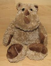JCPenney Chosun  RHINO Stuffed Animal Big Feet Soft Plush Toy Lovey
