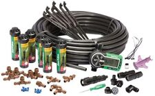 In-Ground Automatic Sprinkler System Pop-up Rotary Lawn Irrigation Install Kit