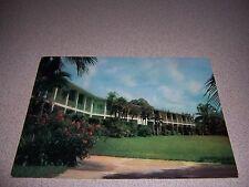 1970s HOTEL COLONY ISLA de PINOS CUBA VTG POSTCARD