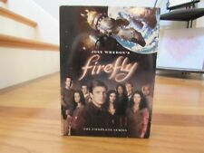 Firefly The Complete Series Dvd 4 Disc Box Set 2009 Joss Whedon