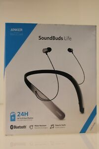 Anker A3270 SoundBuds Life Wireless Lightweight Neckband Headphones Genuine OEM