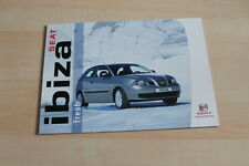 97874) Seat Ibiza - Fresh - Prospekt 05/2003