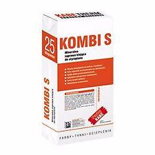 EPS Premium Mesh Adhesive and Base Coat for KABE 25kg rendering, plastering EWI