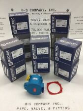 Meltric 37-64043-4X Receptacle Connector DS60, 60A, 3P+E, 480VAC, 20HP (NIB)