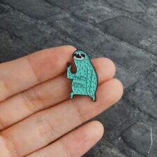 Enamel Pin Badges - Set of 1 - Sloth Party Animal - EB0098