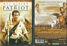 DVD - THE PATRIOT avec MEL GIBSON / NEUF EMBALLE - NEW & SEALED