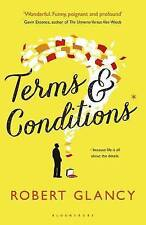 Terms & Conditions, New, Glancy, Robert Book