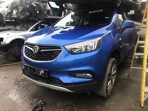 Vauxhall Mokka X 1.6 CDTI 2016 Wheel Nut BREAKING PARTS