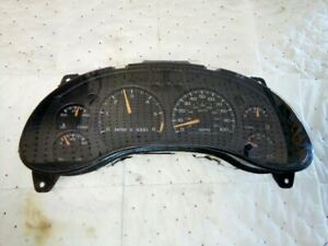 Speedometer US Cluster With Tachometer Fits 00-05 BLAZER S10/JIMMY S15 5137626