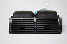 1997-2003 BMW 525 530 540 M5 Front Dash Dashboard Center Air Vent Black OEM