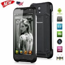 Unlocked Blackview BV5000 5.0'' FHD 4G LTE Smartphone 16GB Android5.1 Waterproof