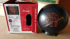 NEW 15lb 900 Global Boo Yah Pro Bowling Ball Y019