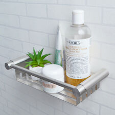 KES Shower Caddy Bath Basket Storage Shelf Hanging Organizer,Brushed,BSC203S27-2