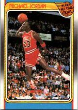 1987-88 Fleer All Star Team Michael Jordan #120 OFF CENTER!!