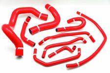 Autobahn88 Silicone Radiator FULL Hose Fit MAZDA MX-5 Miata Roaster NB Mark2 RED