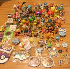 Pokemon big lot of 110 action figures toy kid keychain pokeball Zoroark Mewtwo
