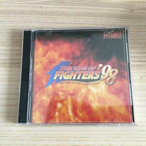 New World Music Acrobatic Troupe _ The King Of Fighters '98 _ 2 X CD Album Japan
