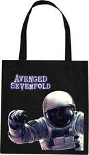 Avenged Sevenfold Astronaut Space Spaceman Music Metal Band Rock Tote Bag 7A011