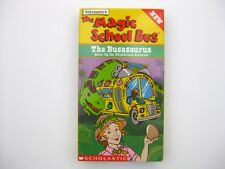 Magic School Bus VHS The Busasauraus