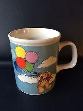 Lucy & Me Lucy Rigg Teddy Bear 1983 Coffee Mug Cup G-2