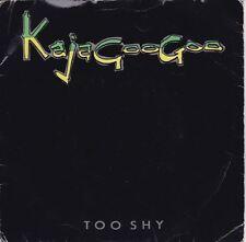 "Too Shy 7"" : Kajagoogoo"