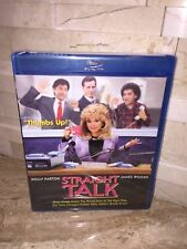 Straight Talk (Blu-ray Disc, 1992) DOLLY PARTON