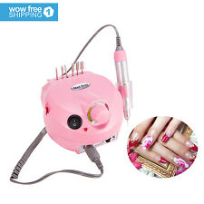 30000 RPM Professional Manicure Electric Drill File Nail Art Pen Machine Kit
