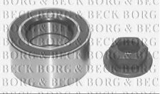 BWK888 BORG & BECK WHEEL BEARING KIT fits Ford Mondeo III 2000-on-Front